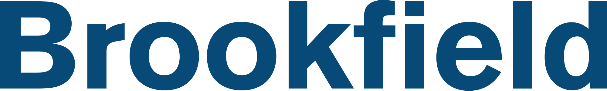 Brookfield Logo